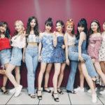 TWICEの人気順!韓国最新と日本最新を比較!