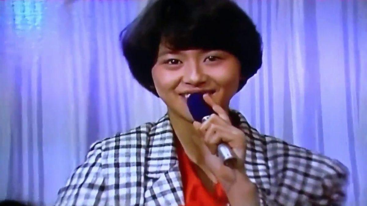 """小泉今日子の歌""""木枯らしに抱かれて""""がポカリのCMに!"""