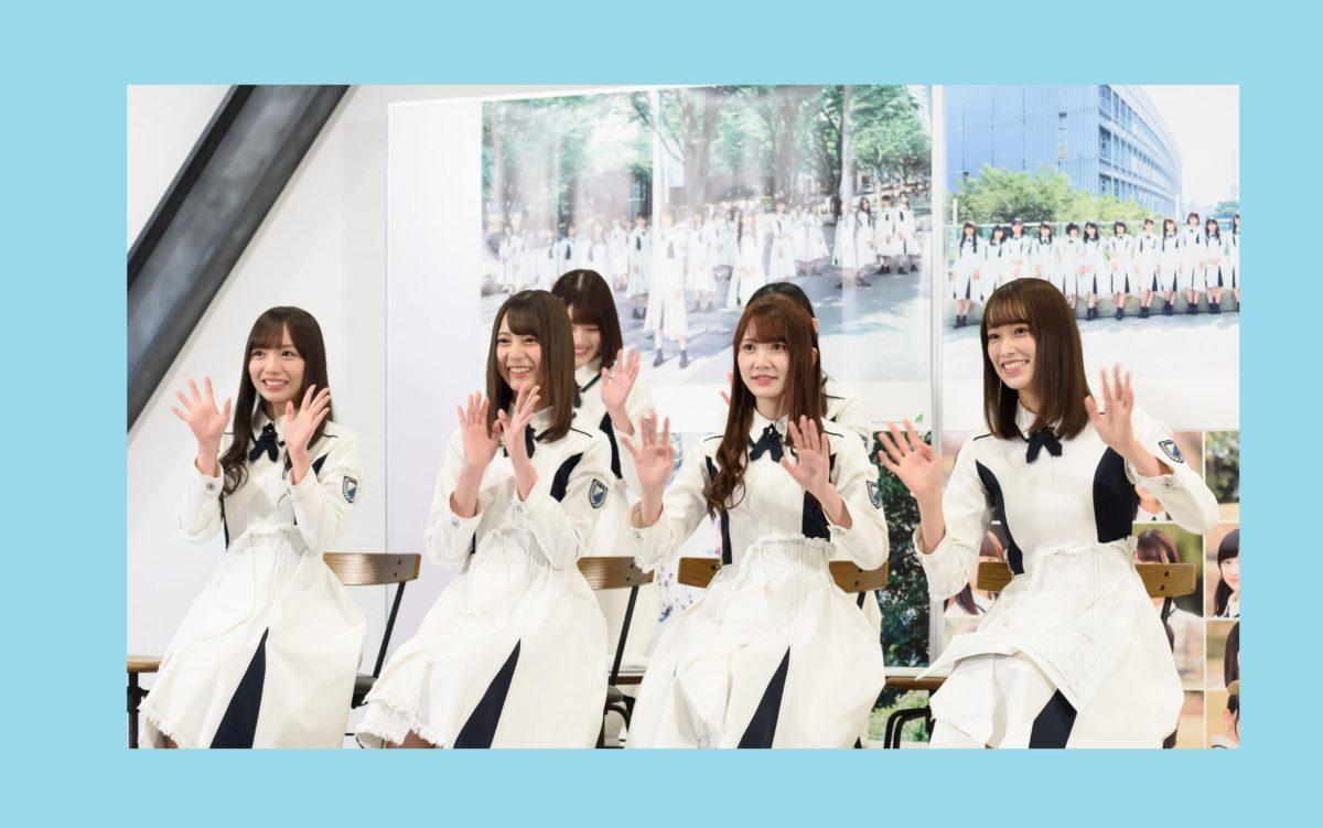 けやき坂46が日向坂46に改名!シングルデビュー決定!