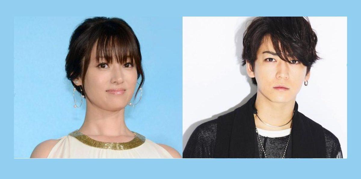 深田恭子と亀梨和也、共演映画・ドラマのキス舌画像から破局まで