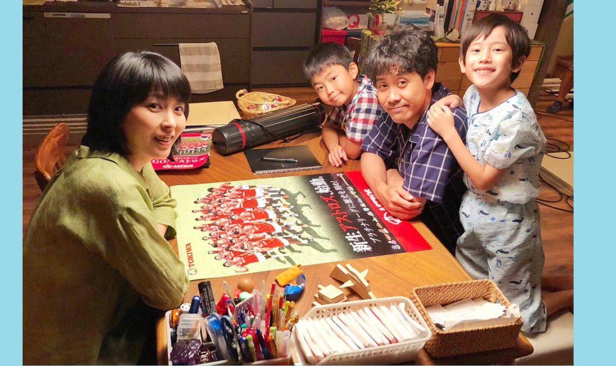 """大泉洋のドラマ""""ノーサイド""""の子役は歌舞伎役者!"""