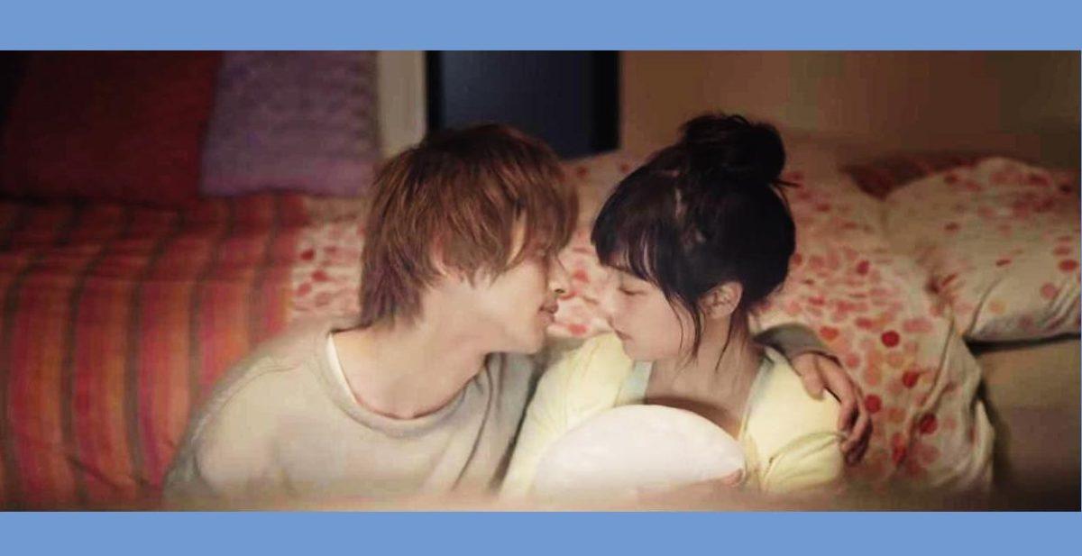 横浜流星の美しいキスシーンと初キス